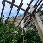 Limonaia, Tignale, interno, architettura