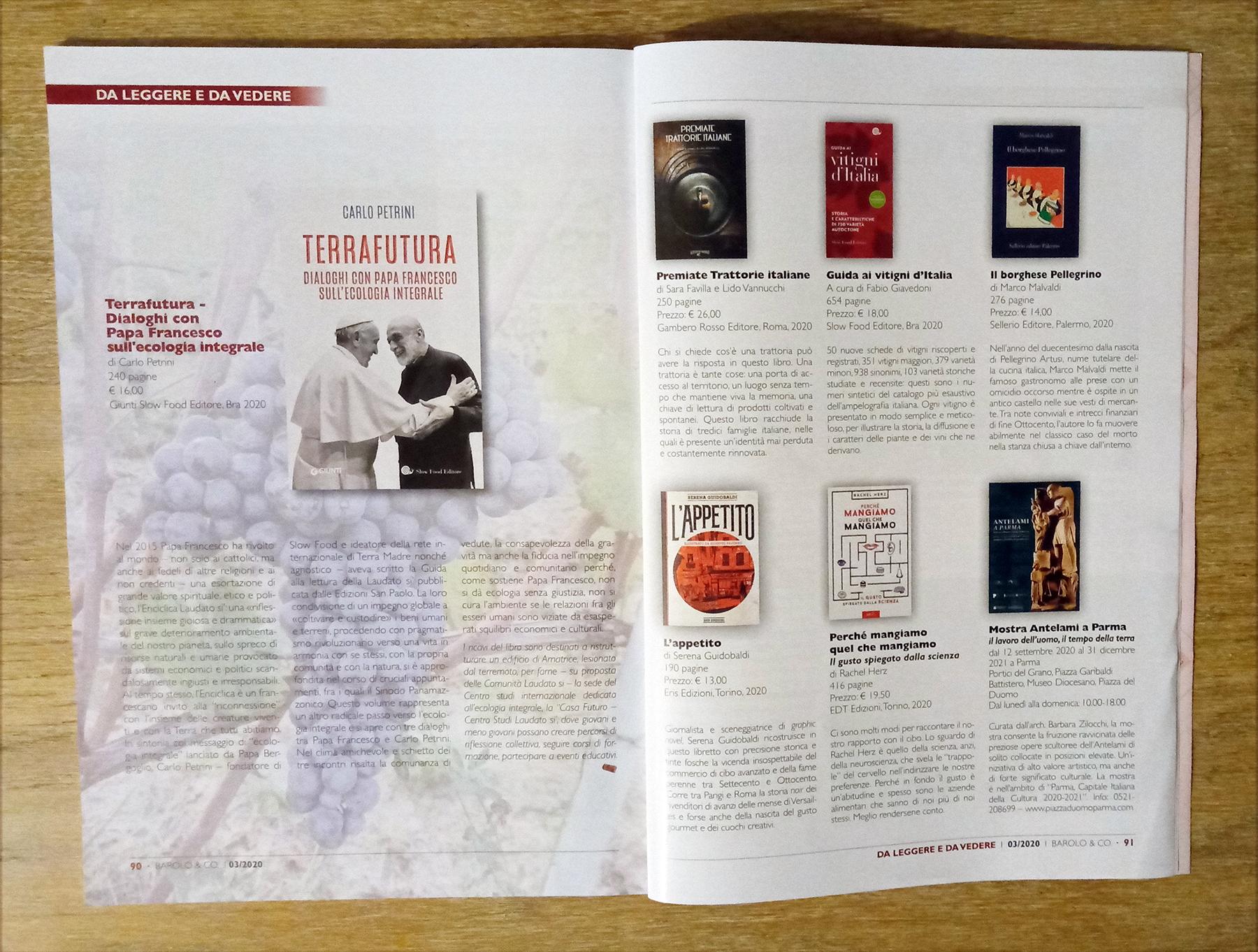 Barolo, Premiate Trattorie Italiane, Piemonte, Italy, Libro