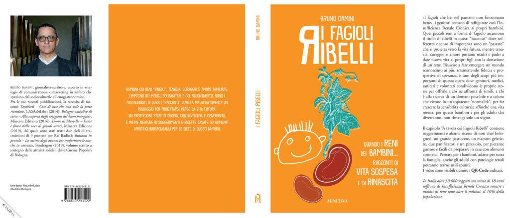 Fagioli Ribelli, Cover, Libro, Bruno Damini